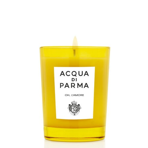 Oh, L'Amore Candle