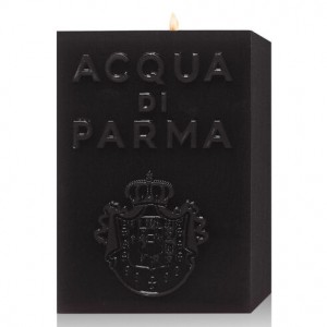 BLACK CUBE CANDLE