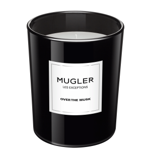LES EXCEPTIONS OVER THE MUSK CANDLE