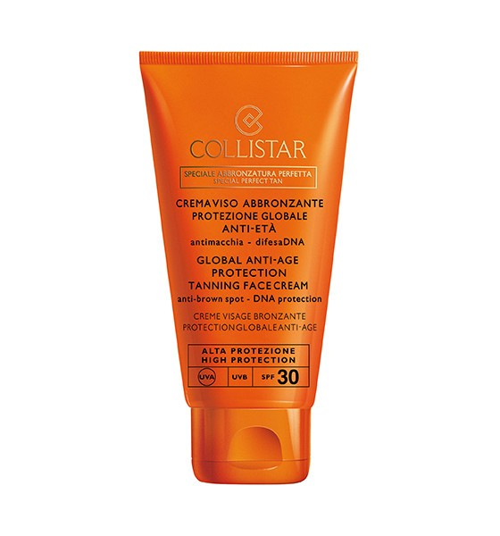 ULTRA PROTECTION TANNING CREAM SPF 30