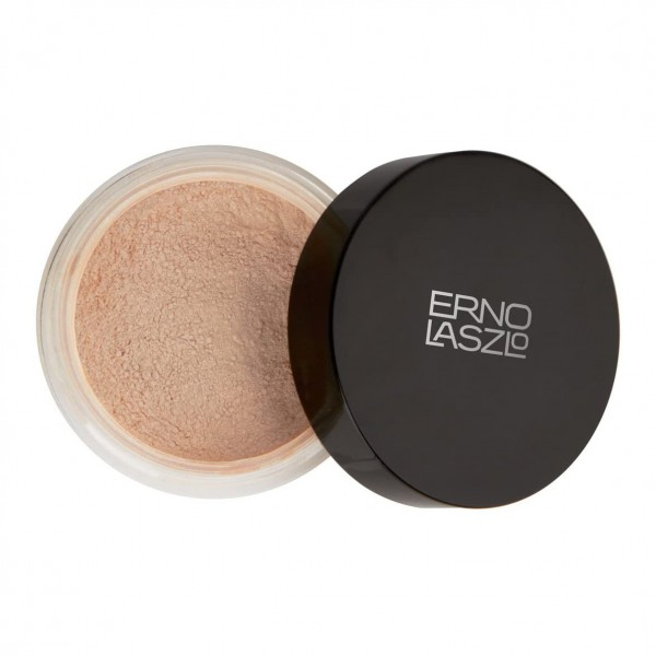 CONTROLLING FACE LOOSE POWDER